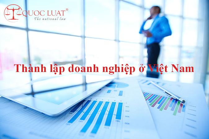 Thành lập doanh nghiệp ở Việt Nam