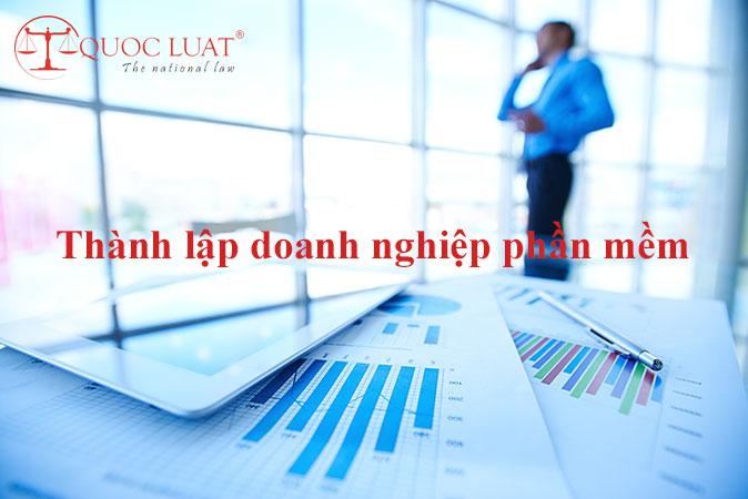 Thành lập doanh nghiệp phần mềm