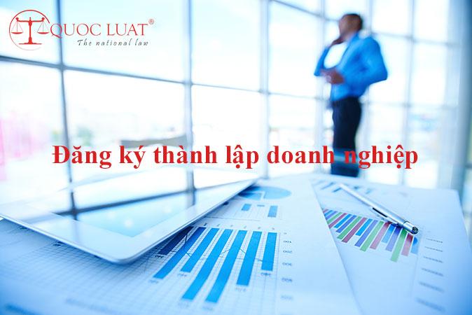 Đăng ký thành lập doanh nghiệp ở TPHCM