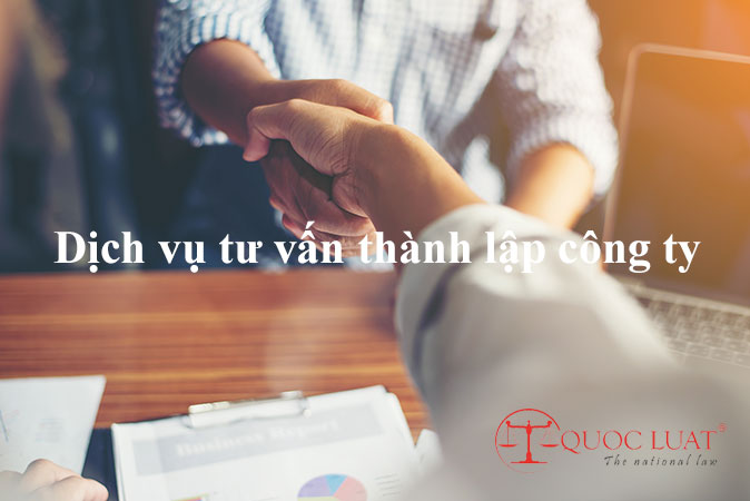Dịch vụ tư vấn thành lập công ty ở TPHCM